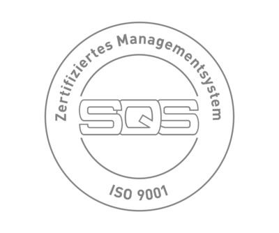 ISO 9001 Zertifizierung BLWE Logo